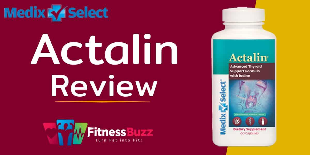 Actalin Review