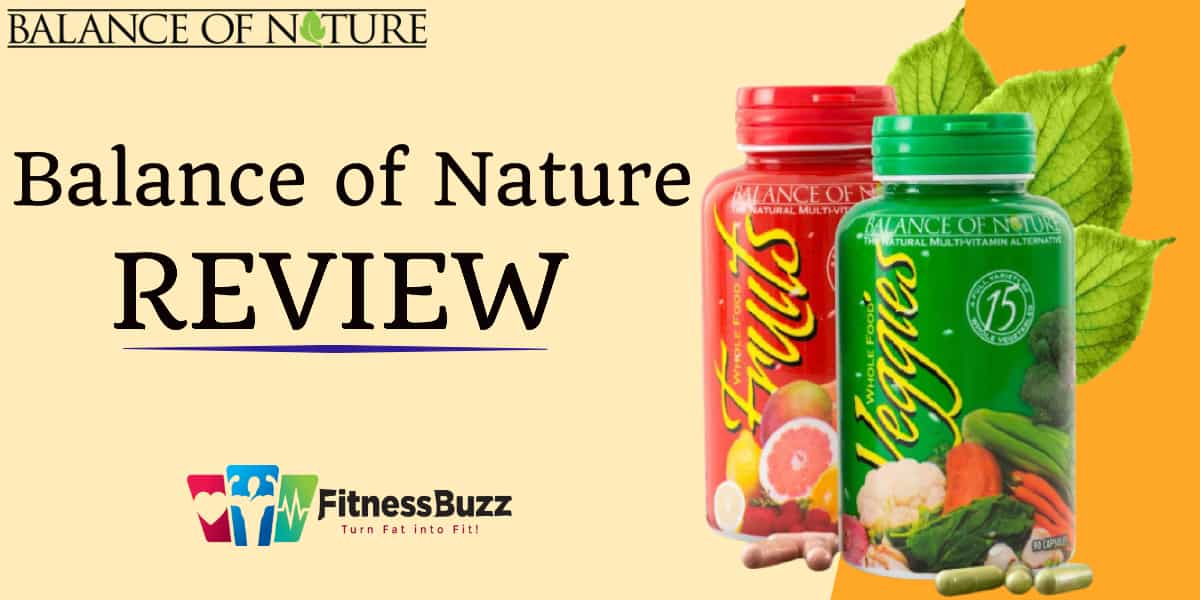 Balance of Nature Review