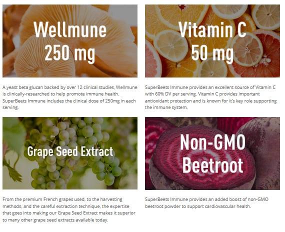 SuperBeets Ingredients