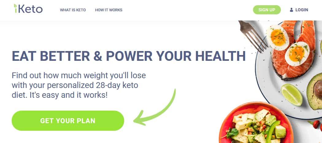 iKeto Diet Reviews